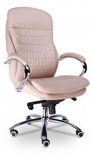 Кресло для руководителя Valencia M EC-330-2 PU Beige