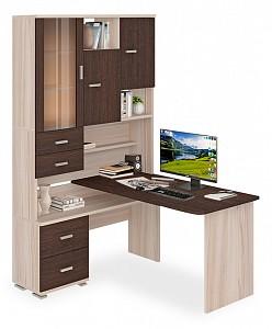 Компьютерный стол угловой Домино MER_SR-620-140_KVV-LEV