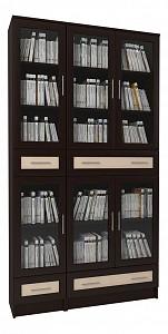 Шкаф книжный Мебелайн-44