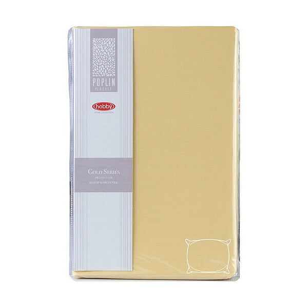 Набор из 2 наволочек (50х70 см) GOLD SERIES