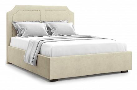Кровать полутораспальная Lago 140 Velutto 17