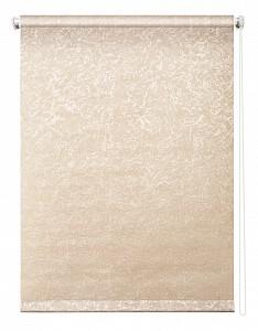 Штора рулонная Фрост 80x4x175 см., цвет имбирь