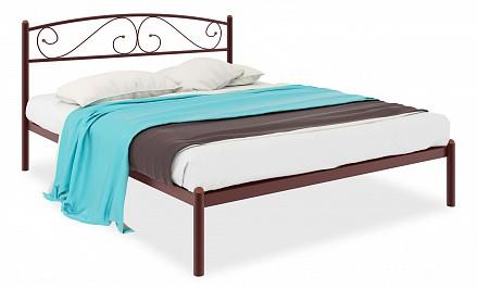 Кровать полутораспальная Вероника