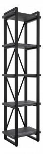 Стеллаж-колонка Айсберг Лофт 40x182-2