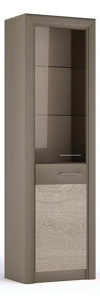 Шкаф-витрина Лацио