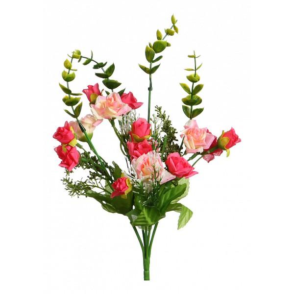 Букет (31 см) Чайная роза 23-319 фото
