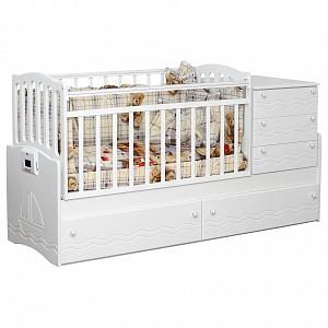 Детская кровать Укачай-ка 05 UKA_05-BE