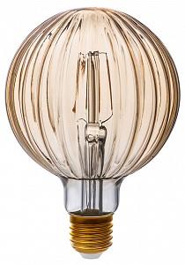 Лампа светодиодная Vintage Filament Baloon E14 220В 4Вт 2400K HL-2216