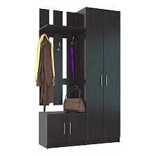 Стенка для прихожей Лофт - купить стенка для прихожей лофт (Loft) по цене 6390 руб. НК-Мебель (Россия) ✔ Москва интернет-магазин Мебелион.ру