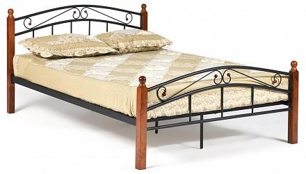 Полутораспальная кровать AT-8077 TET_5501