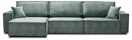 Угловой диван-кровать МАХ Фабио еврокнижка