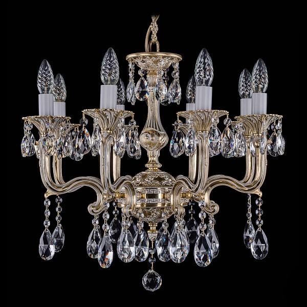 Подвесная люстра 1704/8/150/A/GW Bohemia Ivele Crystal  (BI_1704_8_150_A_GW), Чехия