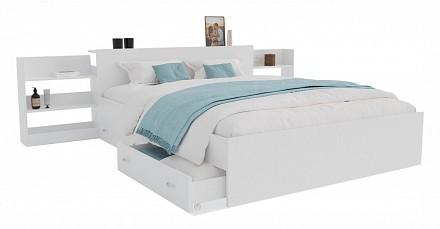 Кровать двуспальная Доминика 2000x1600