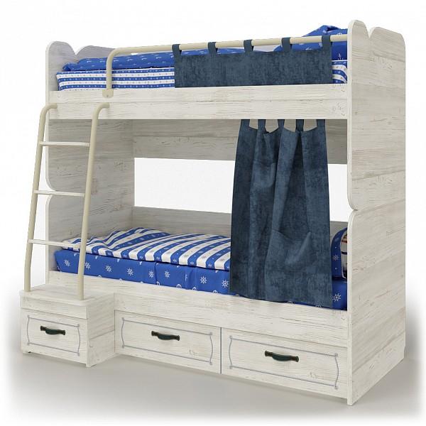 Кровать двухъярусная Регата 6