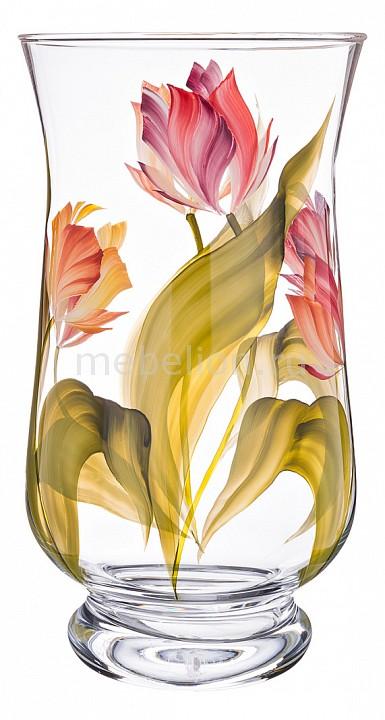 Ваза настольная АРТИ-М (30 см) Тюльпаны 354-1613 арти м 30х60 см уютный дворик 354 920