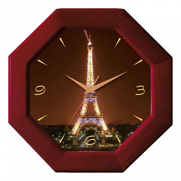 Настенные часы (31 см) Салют фото