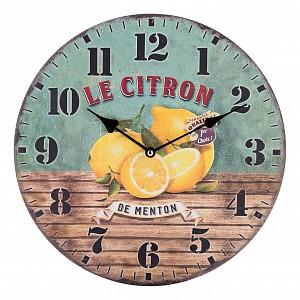 Настенные часы (34 см) Винтаж 799-145