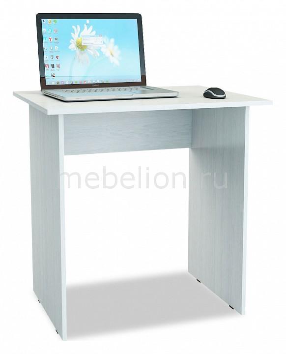 Офисный стол МФ Мастер MAS_MST-SDM-02-R-16BEL от Mebelion.ru