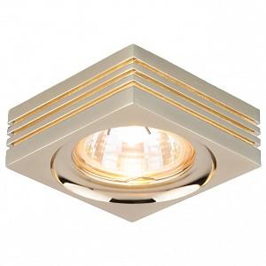 Встраиваемый светильник 6064 MR16 GD a029885