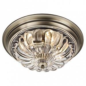 Круглый потолочный светильник Hall AR_A2128PL-4AB