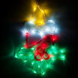 Свеча светодиодная 4486