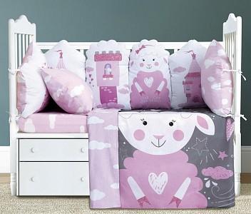 Комплект постельного белья в кроватку Little star SML_3617363