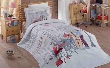 Комплект с покрывалом полутораспальный MARSELE