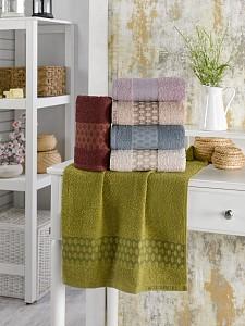 Набор из 6 банных полотенец Sally