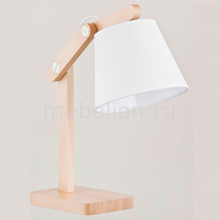 Настольная лампа декоративная Joga White 23978