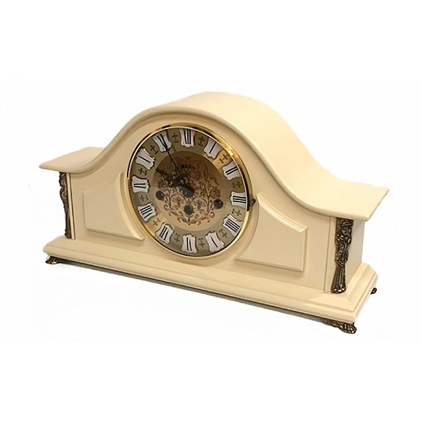 Настольные часы (45x24x13см) SARS 0093-340 Ivory фото