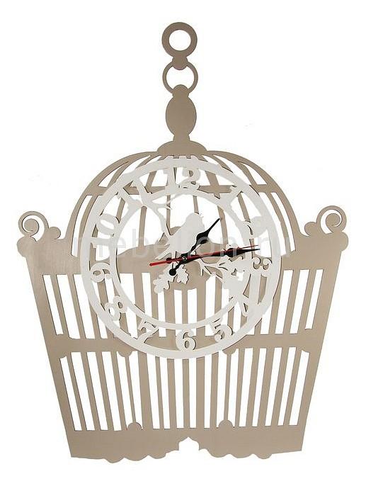 Настенные часы Акита (52х68 см) Клетка N-31 подсвечник декоративный акита 48 см клетка с птичкой 16378