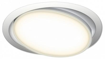 Светодиодный потолочный светильник 15 вт DL18813 do_dl18813_15w_white_r