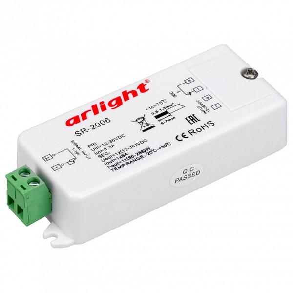 Контроллер-диммер SR-2006 (12-36V, 96-288W, 1-10V, 1CH)