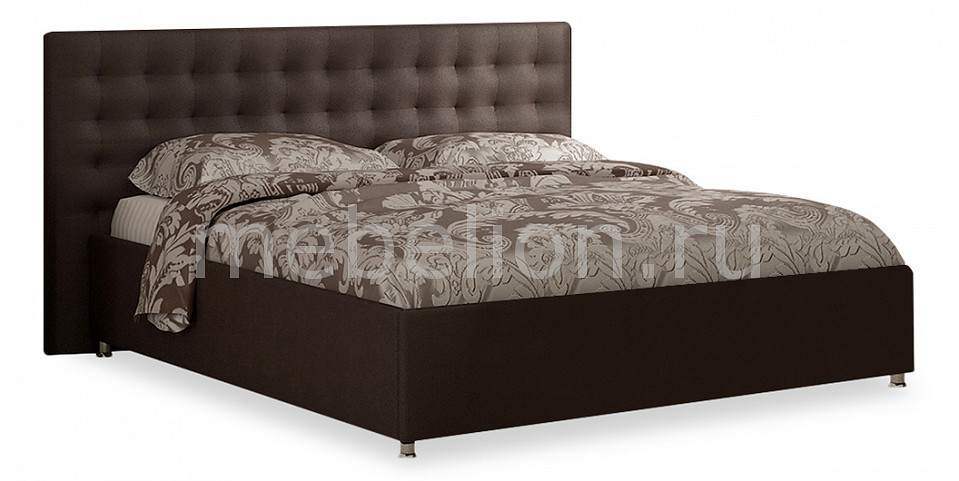 Кровать двуспальная с матрасом и подъемным механизмом Siena 180-200
