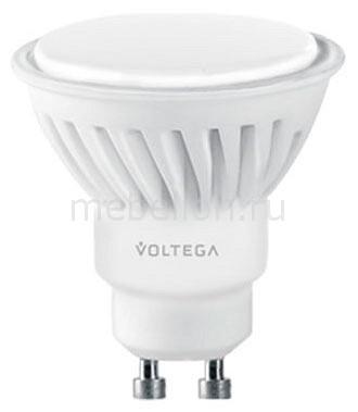 Купить Лампа светодиодная Ceramics GU10 220В 7Вт 4000K, Voltega, Германия