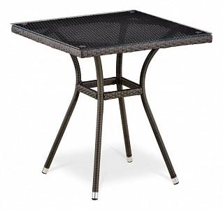 Стол обеденный T282BNT-W53-70x70 Brown