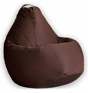 Кресло-мешок Фьюжн Коричневое L