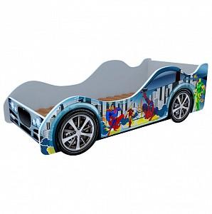 Кровать-машины Супергерои KMA_M009