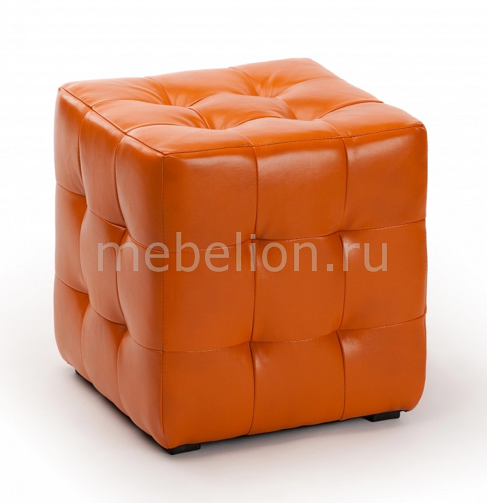 Пуф ПФ-1 оранжевый