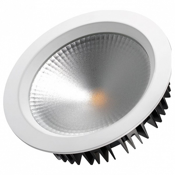 Встраиваемый светильник Ltd Ltd-220WH-FROST-30W Warm White 110deg фото