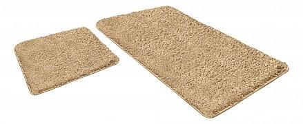 Набор из 2 ковриков для ванной Lama