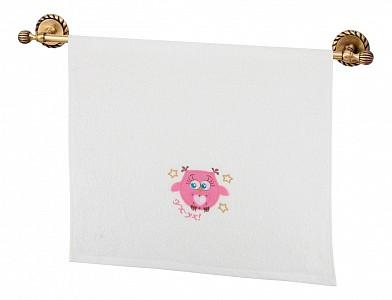 Полотенце детское( 50x90 см) Совушка