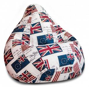 Кресло-мешок Флаги Жаккард L