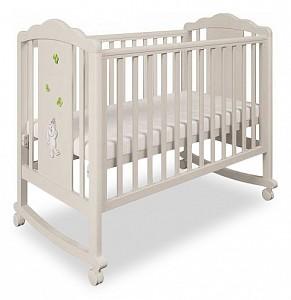 Кроватка Polini kids 621 Зайки
