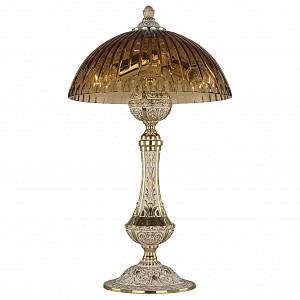 Настольная лампа декоративная 7100 71100L/25 GW Amber/H-1K
