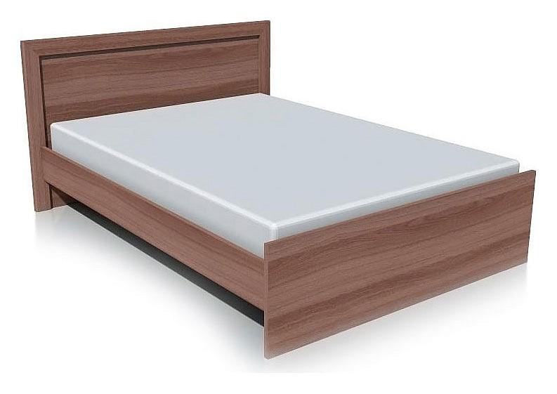 Кровать полутораспальная Фиджи НМ 014.41-01 ЛР