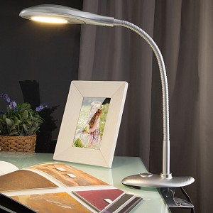 Лампа настольная на струбцине Captor ELK_a038017