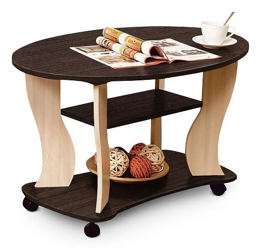 Журнальный столик Олимп-мебель TRM_Saturn-M05_2 от Mebelion.ru