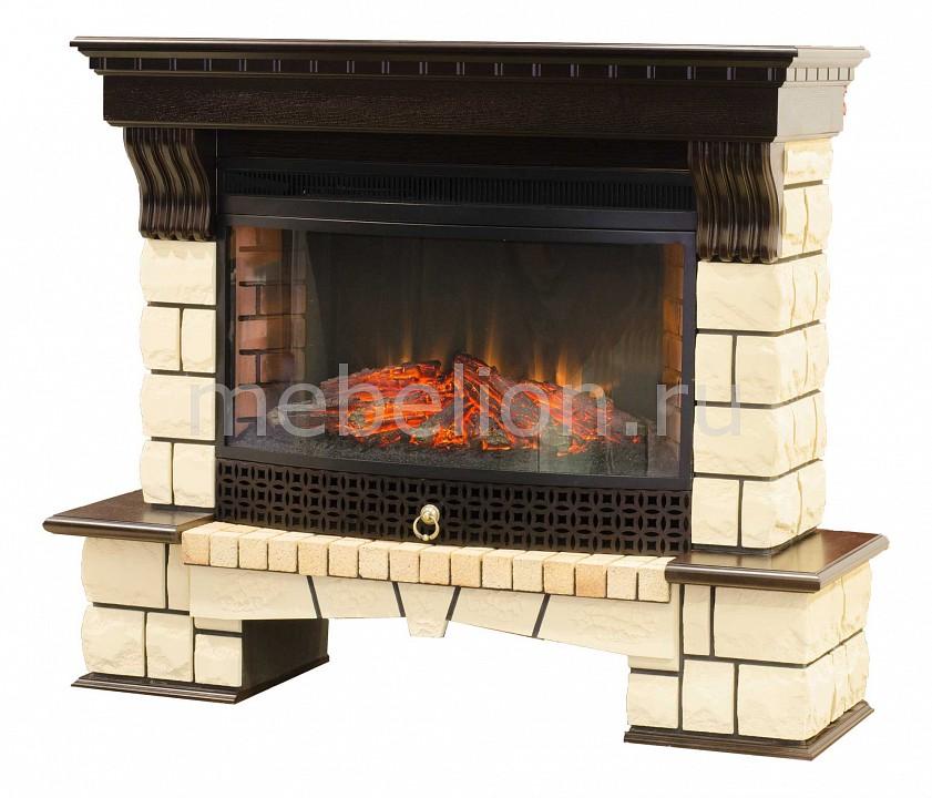 Электрокамин напольный Real Flame (143х49.1х106 см) Stone New 00010009992 электрокамин real flame majestic br s