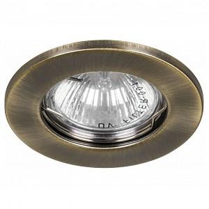 Точечный потолочный светильник DL10 FE_15206